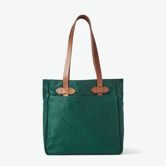 FILSON - RUGGED TWILL TOTE BAG  - WITHOUT ZIPPER