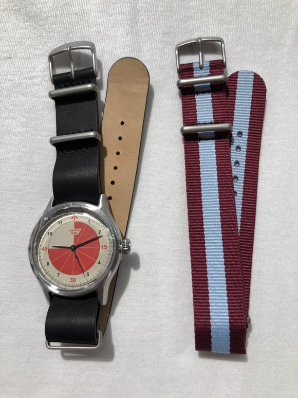 Nigel Cabourn × TIMEX - REFEREE WATCH -