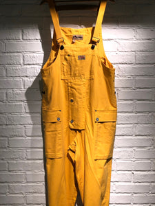 Nigel Cabourn - LYBRO NAVAL DUNGAREE MIX - CANVAS + HERRINGBONE