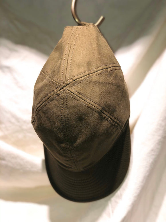 Nigel Cabourn - LYBRO MECHANICS CAP - ARMY