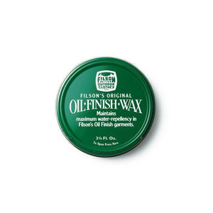 FILSON - OIL FINISH WAX -