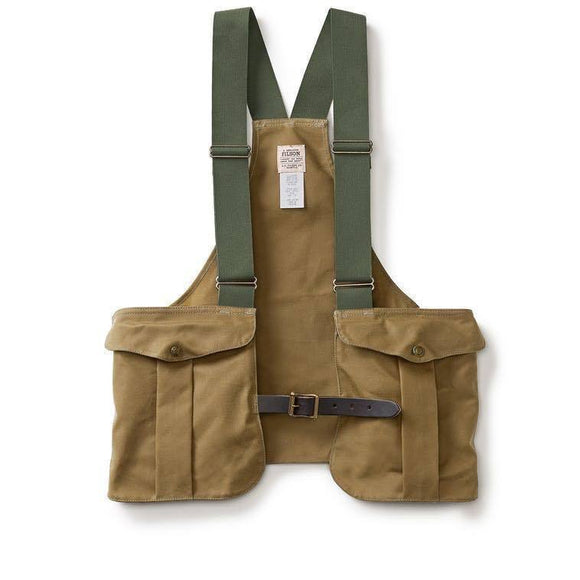 FILSON - TIN GAME BAG - OIL FINISH TIN CLOTH