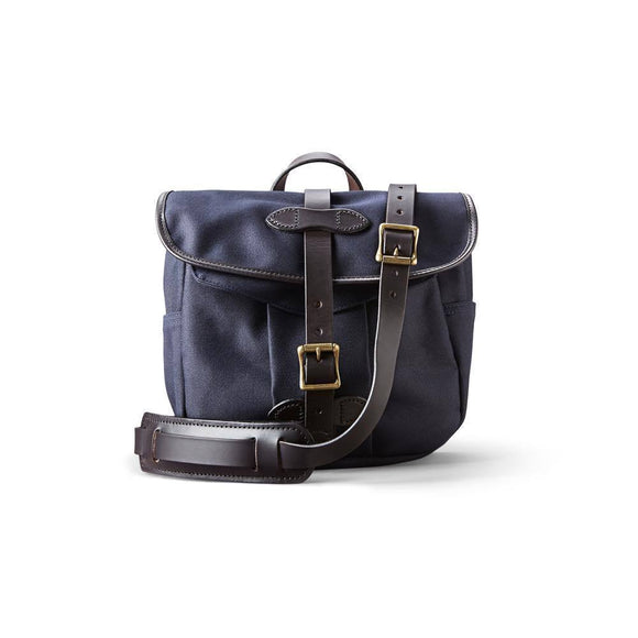 FILSON - RUGGED TWILL SMALL FIELD BAG - NAVY