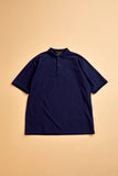 Nigel Cabourn - BIG POLO SHIRT - SOLID