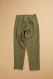 Nigel Cabourn - GENTLEMAN PANT - HIGH DENSITY LINEN
