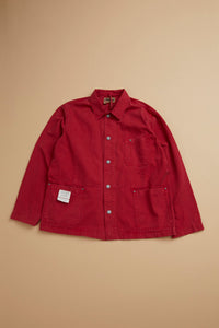 Nigel Cabourn - LYBRO FIELD JACKET -GARMENTDYED COTTON DRILL