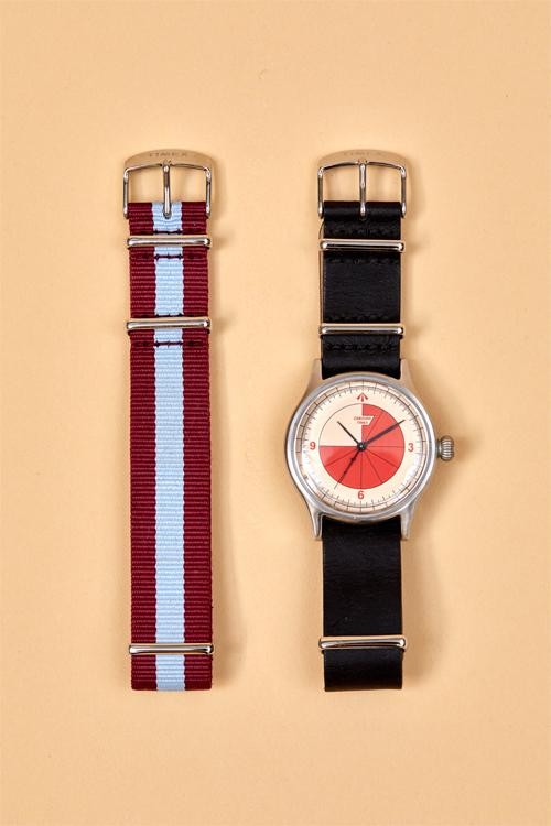 Nigel Cabourn × TIMEX - REFEREE WATCH - WITH 2STRAP
