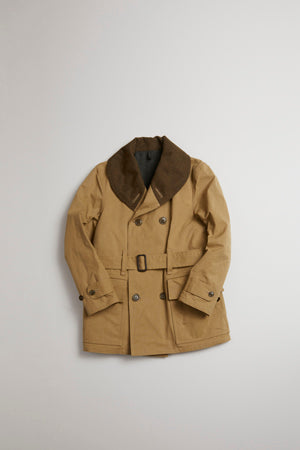 Nigel Cabourn - JEEP COAT - HALFTEX+WOOL