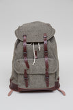 Nigel Cabourn - SWISS ARMY RUCKSACK - SWISS ARMY FABRIC