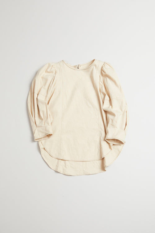 Nigel Cabourn WOMAN - KAPOK BLOUSE - COTTON