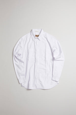 Nigel Cabourn - LYBRO WELDER POCKET SHIRT - OXFORD
