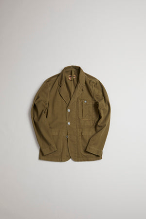 Nigel Cabourn - LYBRO BRITISH ARMY BLAZER - COTTON DRILL