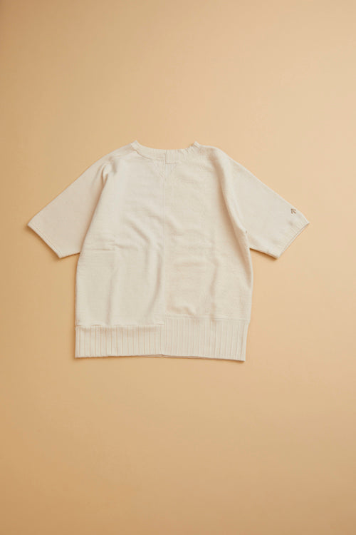 Nigel Cabourn - ARMY CREW JERSEY - HALF SLEEVE