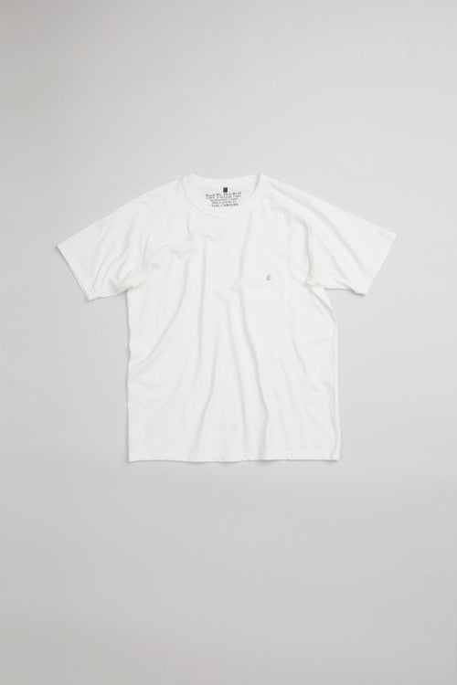 Nigel Cabourn - NEW BASIC TEE - 4COLOUR