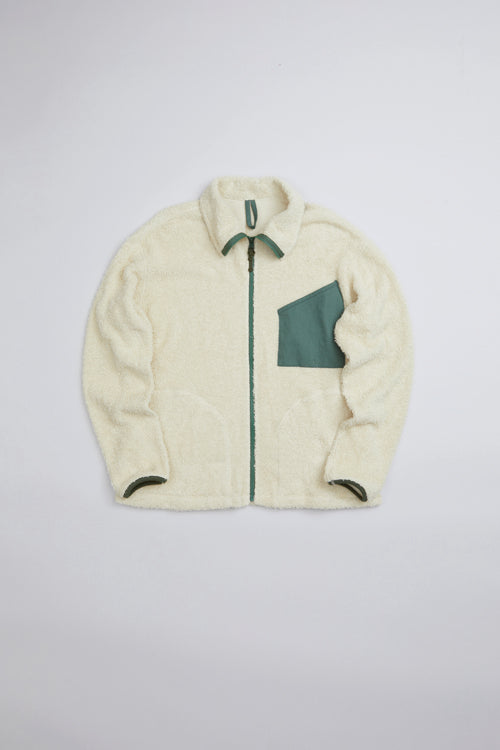 Nigel Cabourn - 70s MOUNTAIN PILE JACKET - 3COLOUR