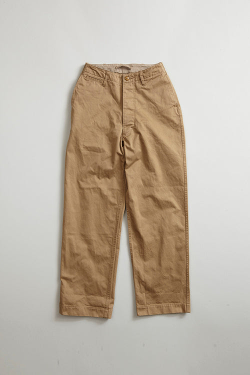 Nigel Cabourn - BASIC MILITARY CHINO - WEST POINT