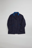 Nigel Cabourn - ATKINSON JACKET - REVERSIBLE WEATHER CLOTH