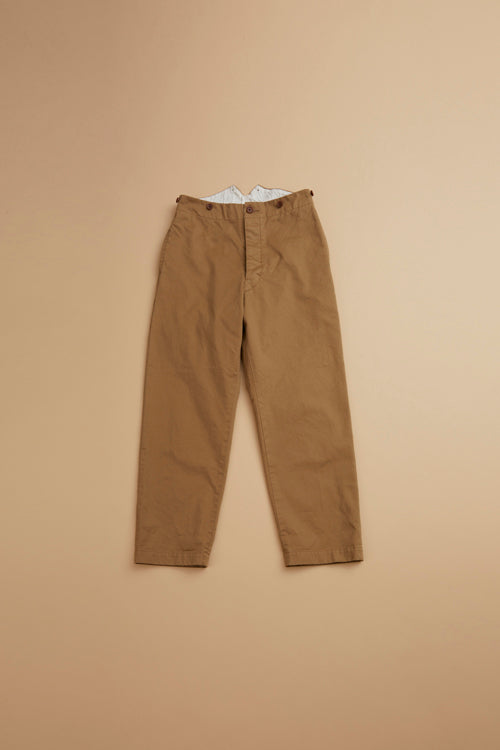 Nigel Cabourn WOMAN - FRENCH WORK CHINO - ORIGINAL WEST POINT