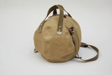 Nigel Cabourn WOMAN - HELMET BAG - VINTAGE TWILL