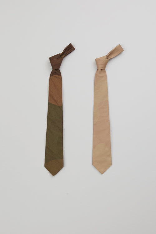 Nigel Cabourn - TIE - S.A.S. CAMOUFLAGE