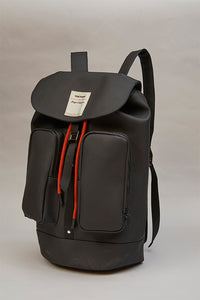 Nigel Cabourn × TRETORN - BACK PACK - BLACK