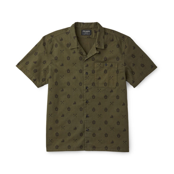 FILSON - SMOKEY BEAR CAMP SHIRT - LIMITED