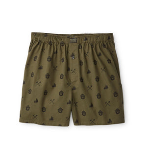 FILSON - SMOKEY BEAR LOUNGE SHORTS - LIMITED