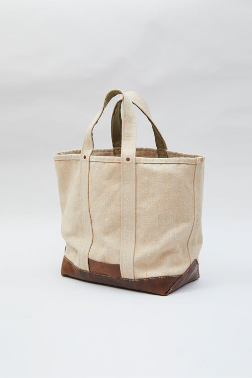 Nigel Cabourn - 40's TOTE BAG - PEAT LABEL