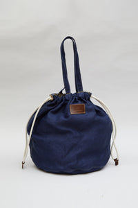 Nigel Cabourn - LAUNDRY BAG - HEMP DENIM