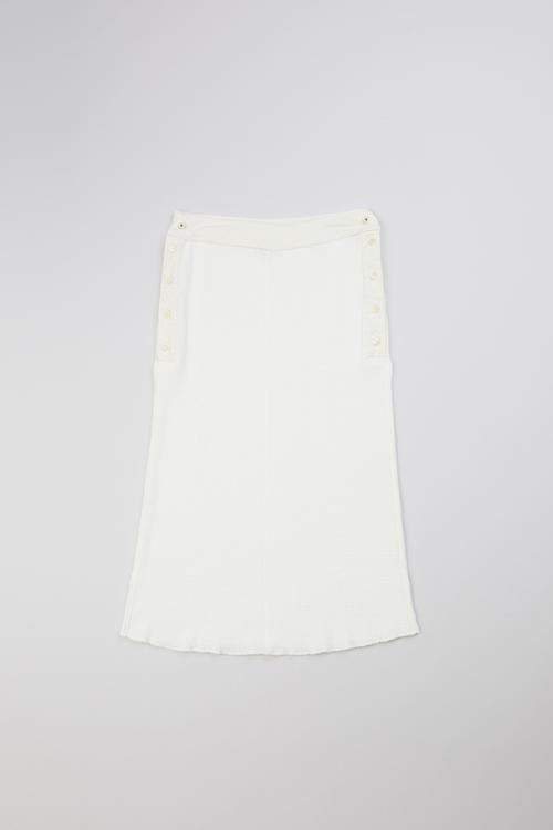 Nigel Cabourn WOMAN - HENLEY SKIRT - WAFFLE