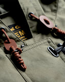 Nigel Cabourn × ELEMENT - THE BIRCHMONT CAMERAMAN PARKA - OLIVE