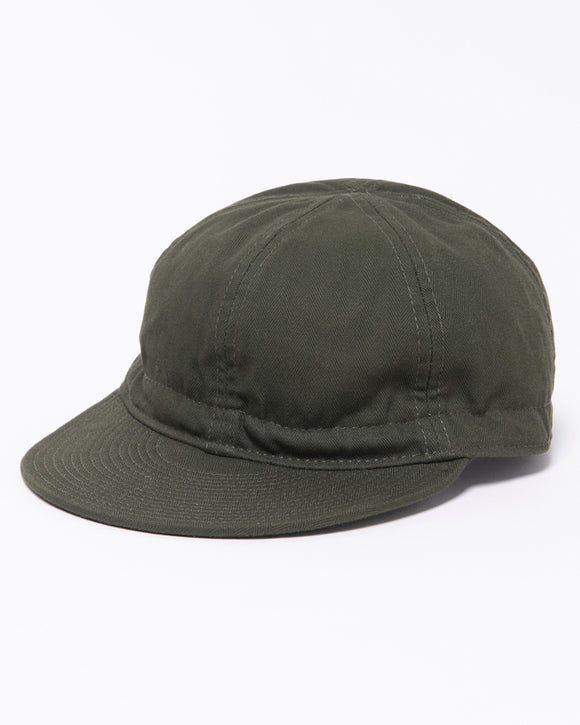 Nigel Cabourn × ELEMENT - BANDY HAT - MECHANICS CAP