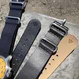 Nigel Cabourn × TIMEX - SURVIVAL WATCH - VENTILE & LEATHER STRAP