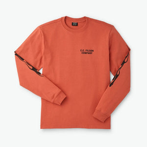 FILSON - SMOKEY BEAR TEE - LONG SLEEVE