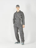 Nigel Cabourn - LYBRO BRITISH ARMY PANT CANVAS - RAF GREY