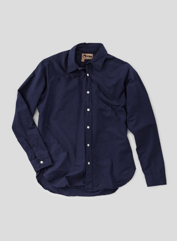 Nigel Cabourn - LYBRO BASIC OXFORD SHIRT - 3COLOUR