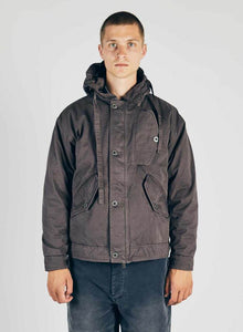 Nigel Cabourn - LYBRO COLD WEATHER JACKET POPLIN - RAF GREY