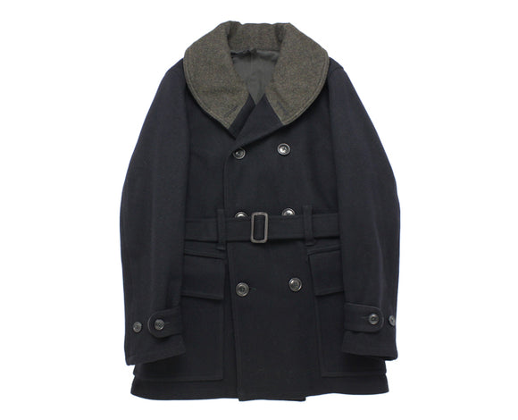 Nigel Cabourn - JEEP COAT - MELTON FABRIC