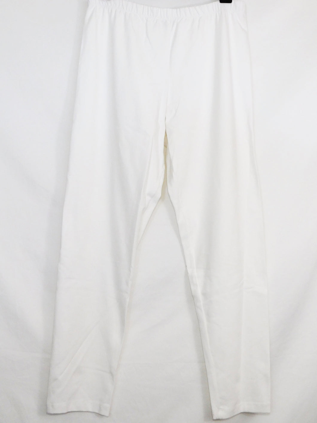 Skinnie Ankle Leggings - White