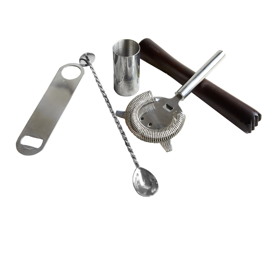 Essential 5 Tools Set Silver Edition