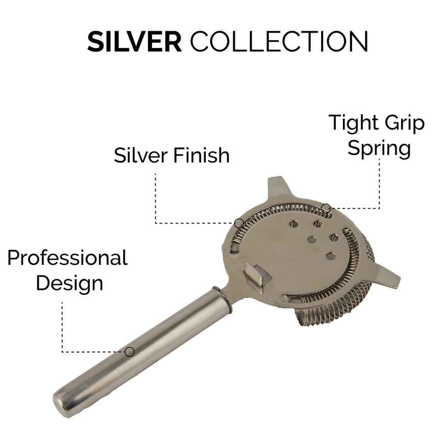 Strainer Silver Edition