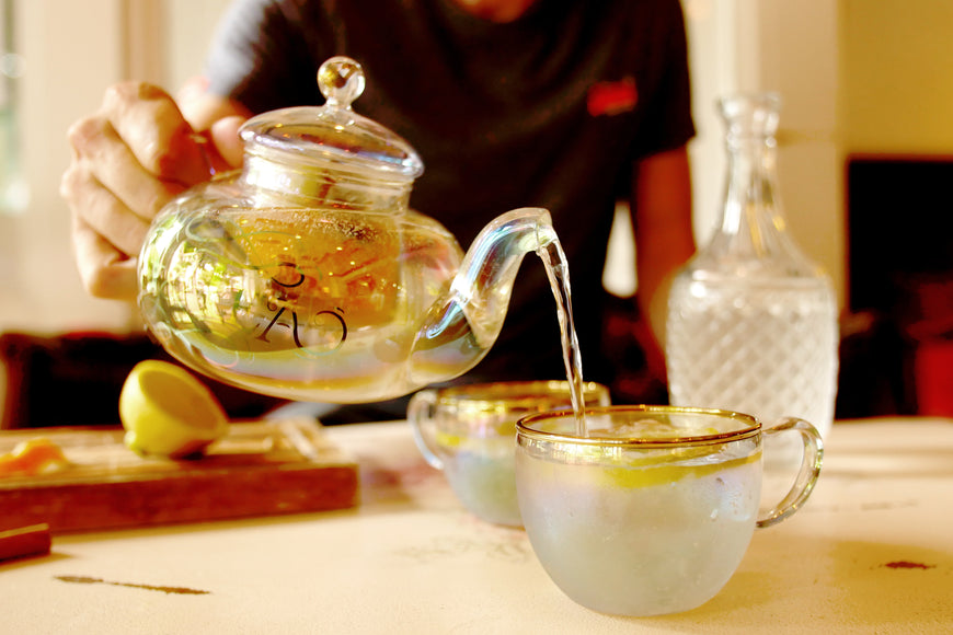 Spare Part - Root7 G&Tea Teapot