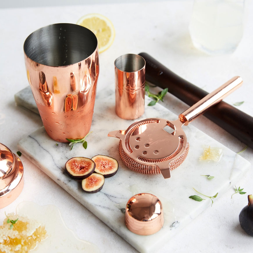 4 Piece Copper Pro Set