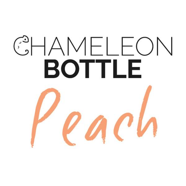 The Chameleon Bottle Peach
