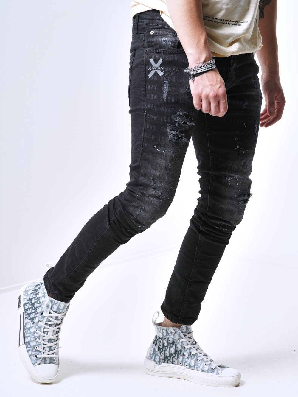 DARK SHADOW Jeans SERNES-X
