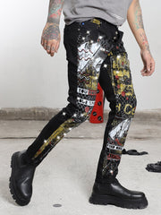 "Devil's ""No Limit"" Jeans"