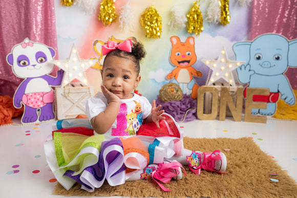 Tutu Birthday Sets