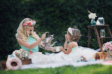 Mommy & Me Shabby Tea Party Couture