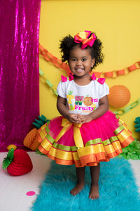 Twoty Fruity tutu set-Twoty Fruity outfit-Twoty Fruity dress-Twotti Fruity tutu set