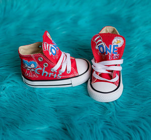 Cat in the hat shoes-Cat in the Hat Converse-Boys Dr.suess Shoes